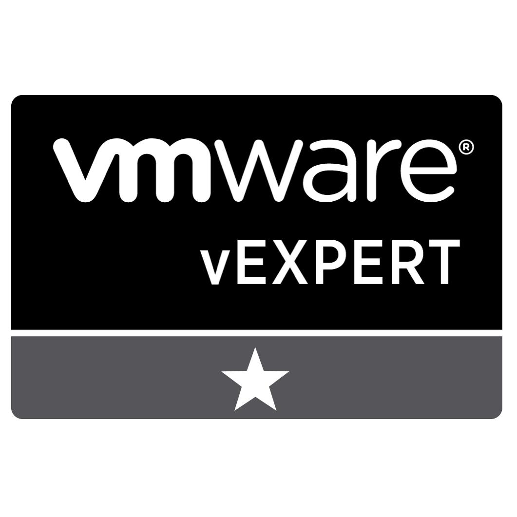 vExpert-1star