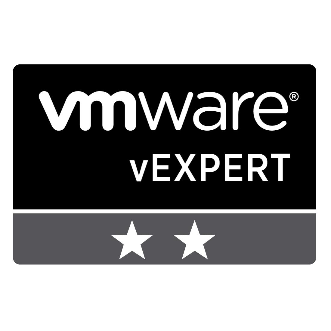 vExpert-2star